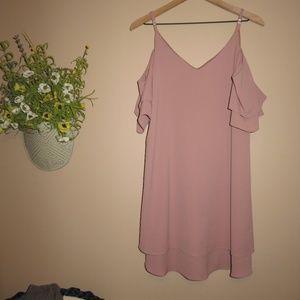 Moa Moa pink dress sz. XS ✨